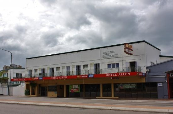 Photo of Hotel Allen Townsville