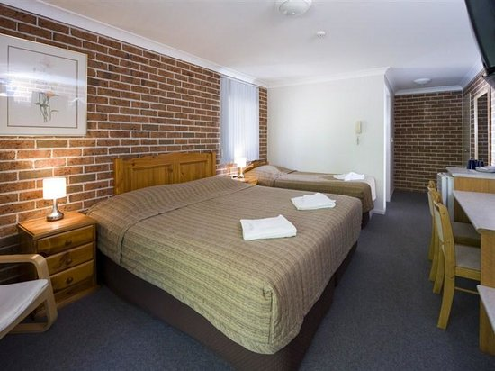 Spring Resorts Shoalhaven Sports Motel