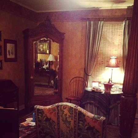 Stockade Bed and Breakfast: Welch room