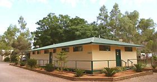 Alice Springs Heritage Caravan and Tourist Park