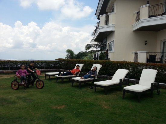 The Lake Hotel Tagaytay: family bonding time at tagaytay