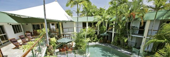 Cairns Tropical Garden Hotel