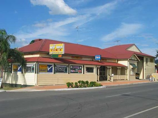 Hotels Lowood