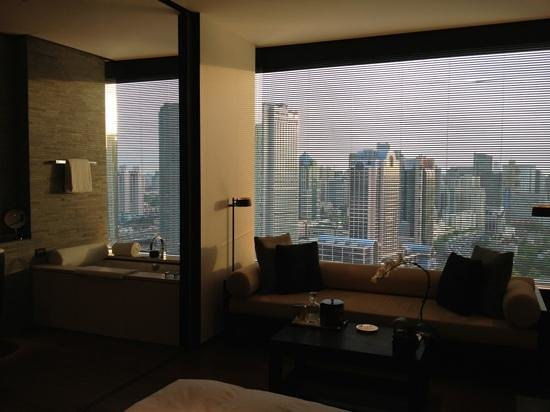 The Puli Hotel and Spa: what a view!