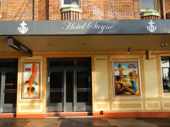The Steyne Hotel