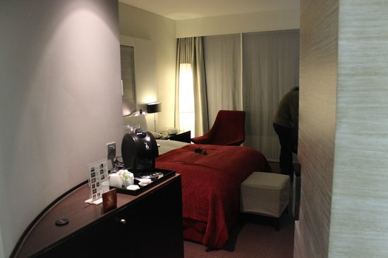 Sofitel Brussels Europe: Room