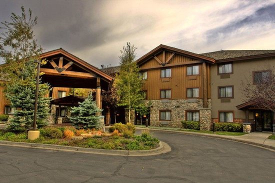Holiday Inn Express Park City: Hotel Exterior
