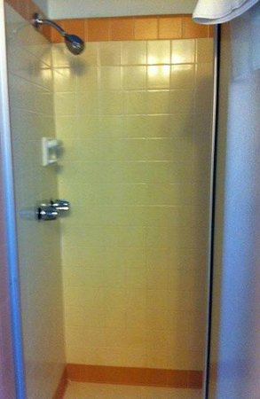 Bayfront Inn: bathroom shower