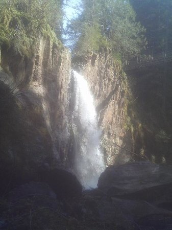 Oregon Coast, OR: Drift Creek Falls