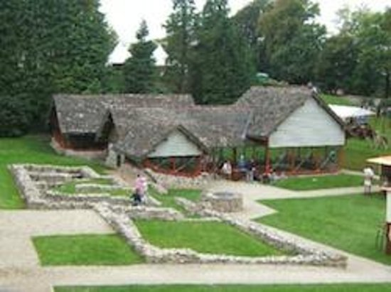 Aquila Heights Guest House: Roman Town House in Dorchester