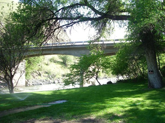 Riggins, : Riverside RV Park Site - Along the Little Salmon River
