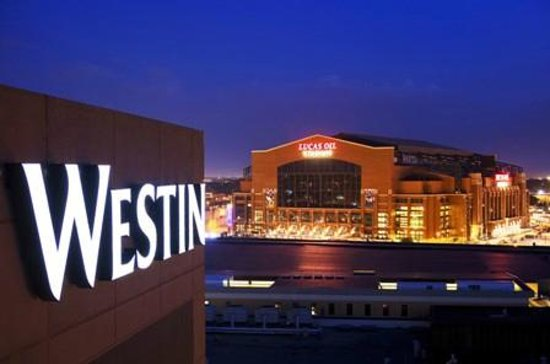 The Westin Indianapolis - Location