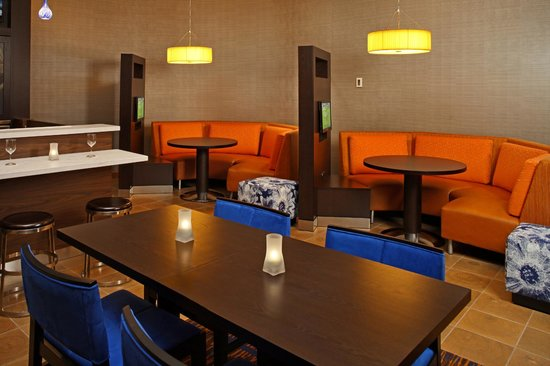 Courtyard by Marriott Baltimore Downtown / Inner Harbor: Bistro Media Pods