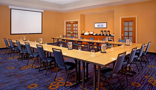 Courtyard by Marriott Baltimore Downtown / Inner Harbor: Meeting Room - U Shape Set up