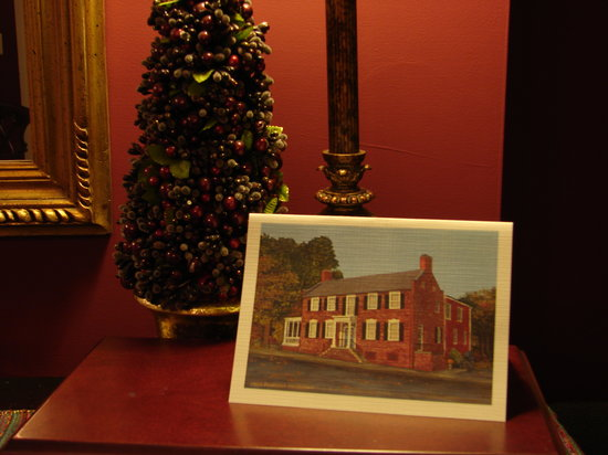 Holladay House Bed and Breakfast: Gift Certificates are available - no minimums and no expiration dates