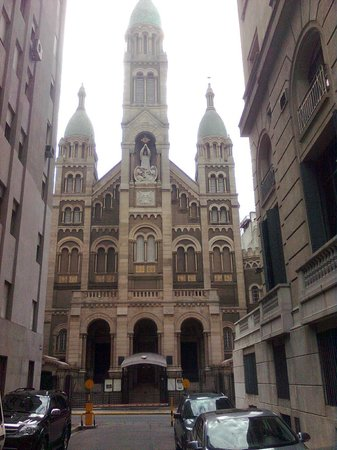 Holy Sacrament Church  Picture Of TPS Buenos Aires  Private Tour Guide Bue