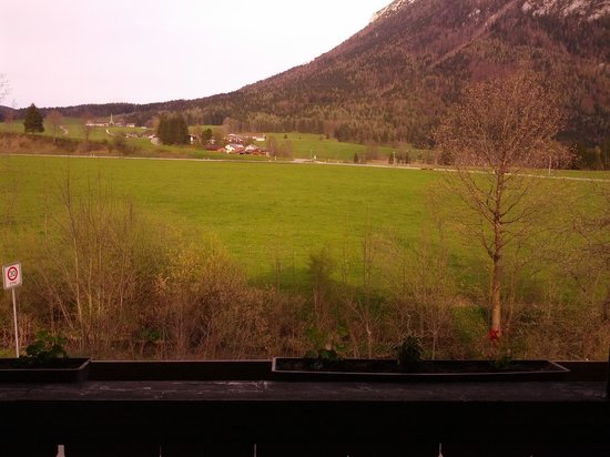 Inzell, Germania: view from our balcony