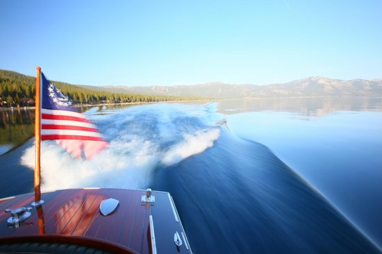 Grand Tahoe Charters, Wild Goose II-Boat Tours