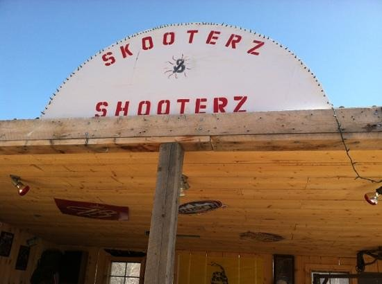 Crawford, CO: Skooterz & Shooterz!
