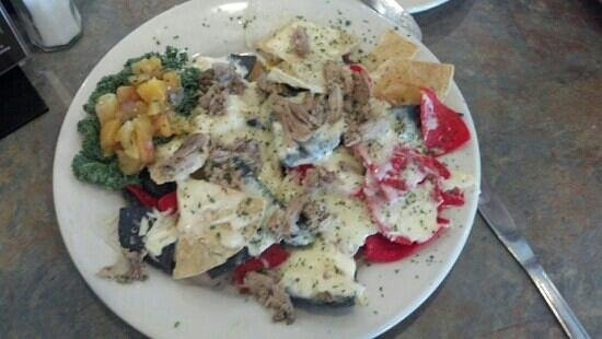 Port Wentworth, GA: Duck Nachos