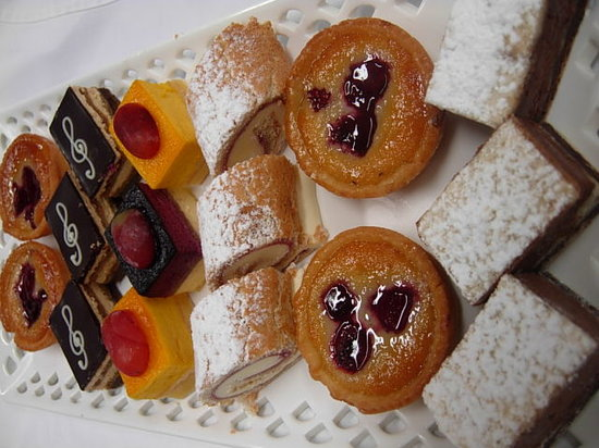 Peregian Beach, Avustralya: Petit Fours