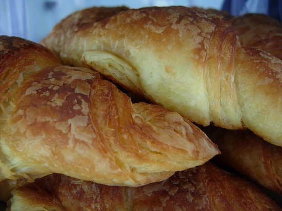 Peregian Beach, Avustralya: Croissants