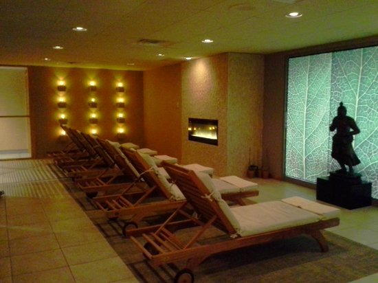 Lodge of  Four Seasons : Spa Shiki Relaxation Room
