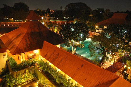 Ratilanna Riverside Spa Resort Chiang Mai: 