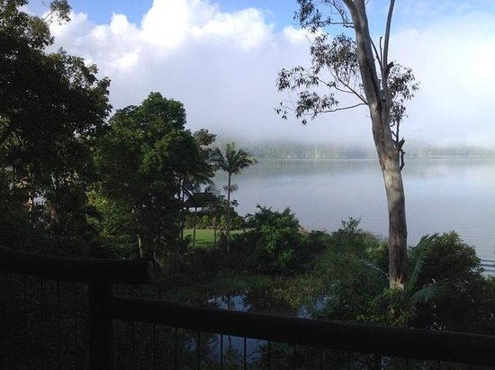 Montville, Australia: View from Waterlilies