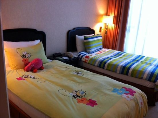 Swissotel Merchant Court: Kids room