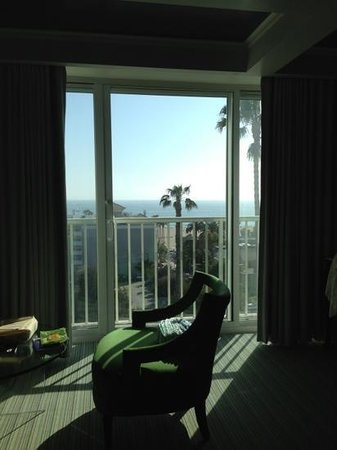 Viceroy Santa Monica: nice view