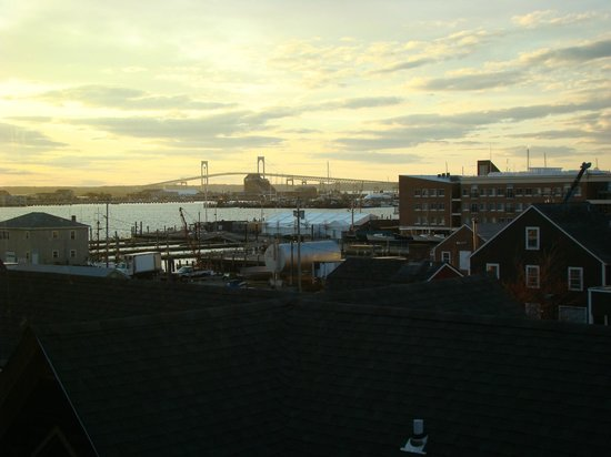 Wyndham Inn on the Harbor : View from our room. #414