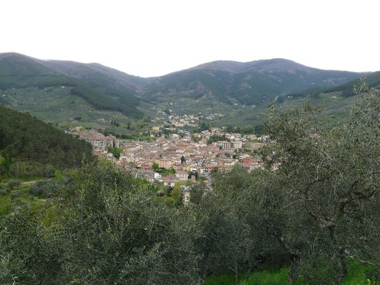 Bed and Breakfast San Francesco: Buti, vue gnrale
