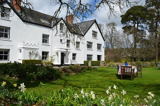 Mill End Hotel : Spring at Mill End