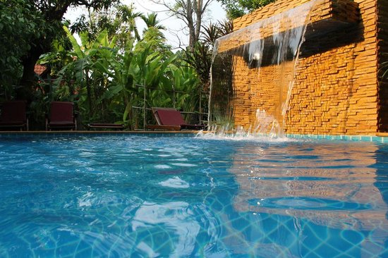 Baan Orapin Bed and Breakfast: Baan Orapin Pool