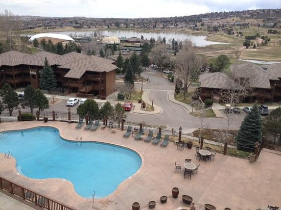 Cheyenne Mountain Resort: Pool area