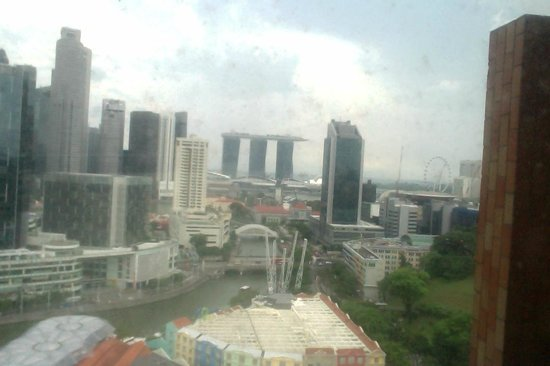 Novotel Singapore Clarke Quay: View!