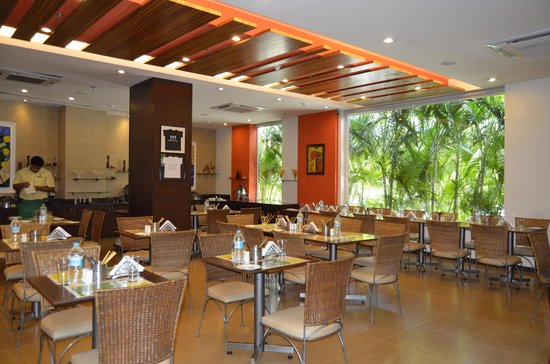 Lemon Tree Hotel, Chennai: The Resturant