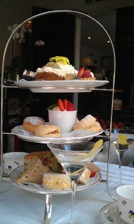 Egerton House Hotel: Afternoon tea