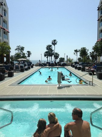 Loews Santa Monica Beach Hotel: 