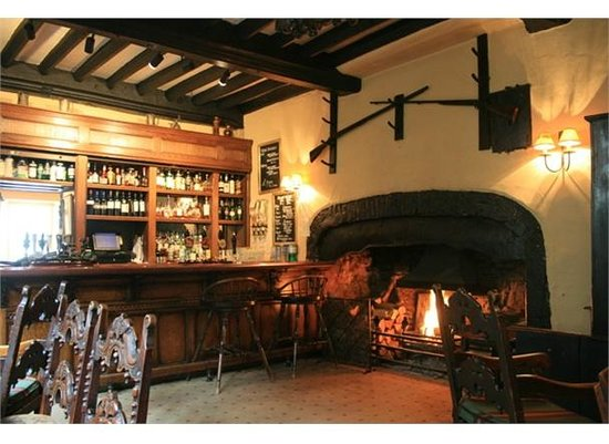 Dunster, UK: Main Bar
