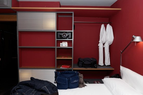 Casa Camper Hotel Barcelona: chambre
