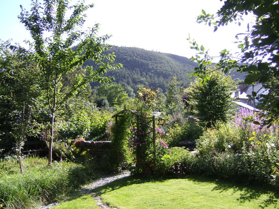 Trefriw, UK: Crafnant Garden