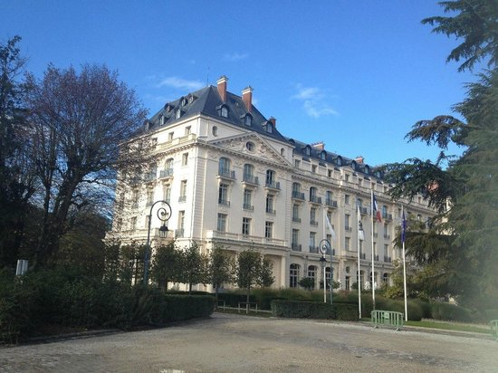 Trianon Palace Versailles, A Waldorf Astoria Hotel: Picture perfect