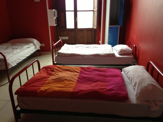 Way Hostel : Dorm