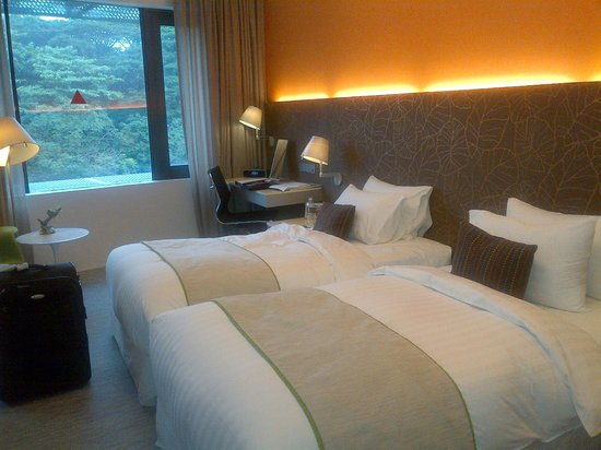 Wangz Hotel: Ample and well provided rooms