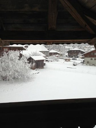 Montriond, France : last weekend of the season and fresh snow !'