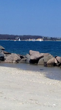 Cutchogue, NY: Peconic Bay Beach - New Suffolk - For our BB and Cottage guests