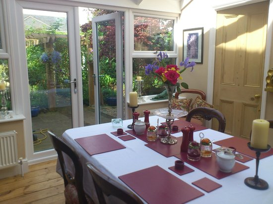 Sedgehill House: breakfast room
