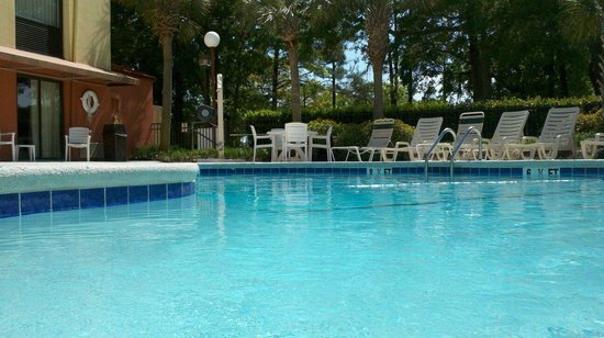 Red Roof Inn Myrtle Beach Hotel - Market Commons: My Ritzy Pool!